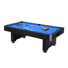 2016 new arrival good quality MDF pool table billiard