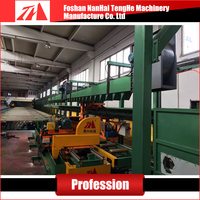 Aluminum Machine Extrusion Double Puller Cutting