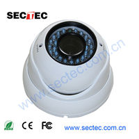 security cameras dome cover with 50Meters IR Range