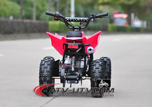 Brand new 2 stroke 50cc atv motor 50cc mini atv with EPA certificate