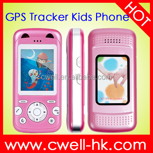 2016 New iBaby Q9 GPS Tracker Children Mobile Phone For Kids 1.8 Inch GSM850/900/1800/1900MHz