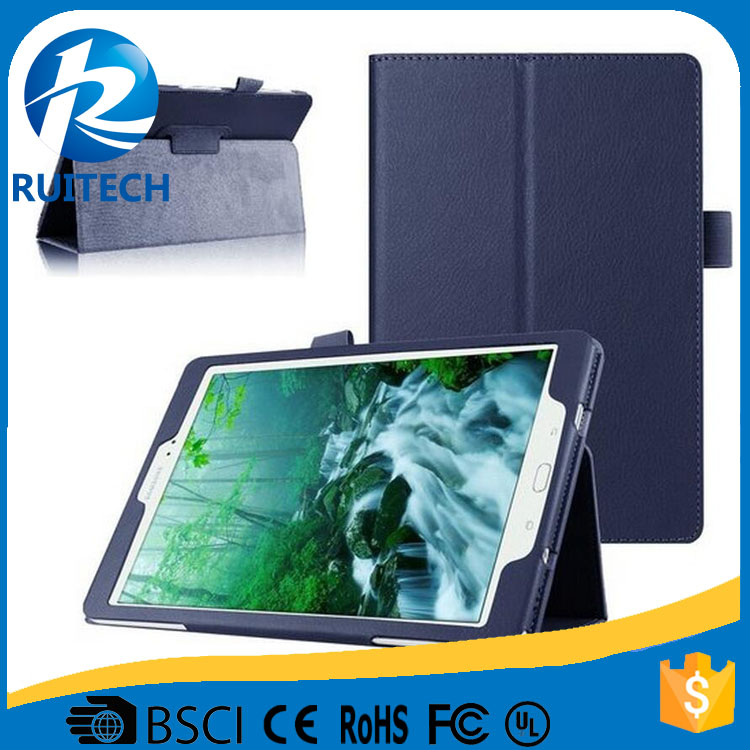 Original Smart Book Cover Flip Stand Leather Case For Samsung Galaxy Tab S2 T710 T715