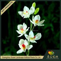 True touch fake PU miniature artificial magnolia flower distributor
