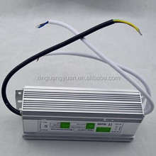 good quality 12Vdc 80W waterproof power supply OEM/ODM acceptable