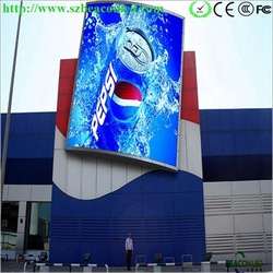 Cheap price P10 outdoor full color LED display screen