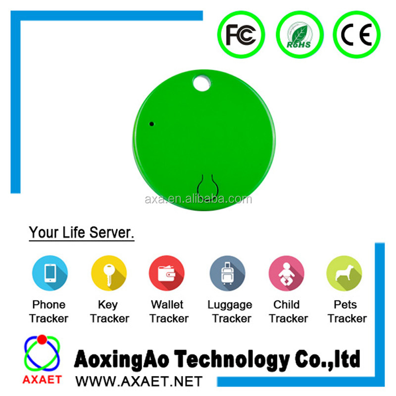 Support OEM Designs Anti-lost Alarm, Low Power Consumption 4.0 Technology Personal Alarm Device from AXAET