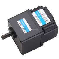 60W 80mm low voltage high speed 24v brushless dc motor