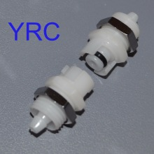 YRC male female mini plastic air quick disconnect hose fittings