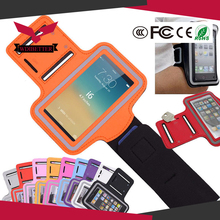 Colorful Jogging Hiking Sport Running Armband Case For Samsung Note3