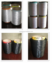 Eco- friendly PP yarn normal white color 840D