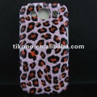 leopard pattern leather skin case for samsung galaxy s3 i9300,protective case for galaxy