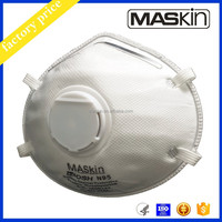 Hot sale mining dust mask, mining mask NIOSH N95 approved