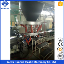 PE plastic rotary die head film blowing machine