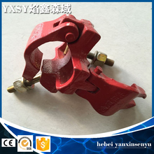 Hot sale scaffold tube joint clamp for construction steel scaffolding coupler