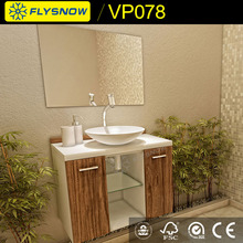 chinese supplier waterproof bathroom vanity sink wash basin cabinet