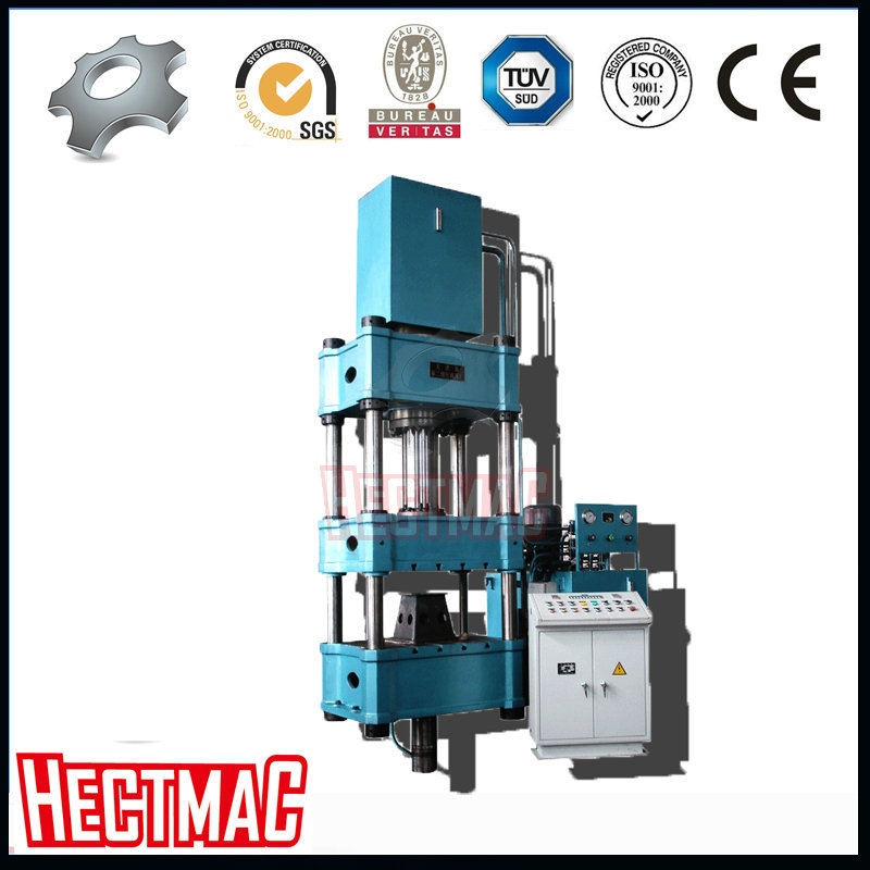 YSE32 Series Four Column Double Hydraulic Press Machine 300T