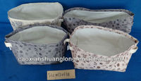 quality fashionable new designed eco-friendly cotton bags made of Oxford cloth