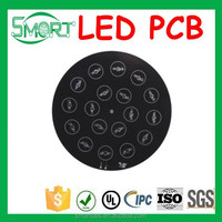 Smart Bes LED display controller pcb board and aluminum led pcb layout