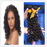 2016 new products Cambodian deep wave remy hair weave