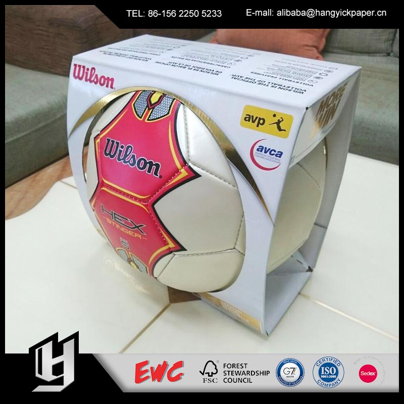 Factory price round cardboard white gift box wholesale online