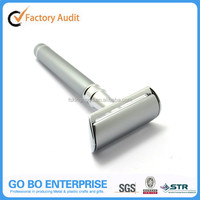 Adjustable Double Edge Safety Razor For