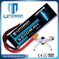 multi cells hard case lipo battery problems for rc car racing electric helicopters