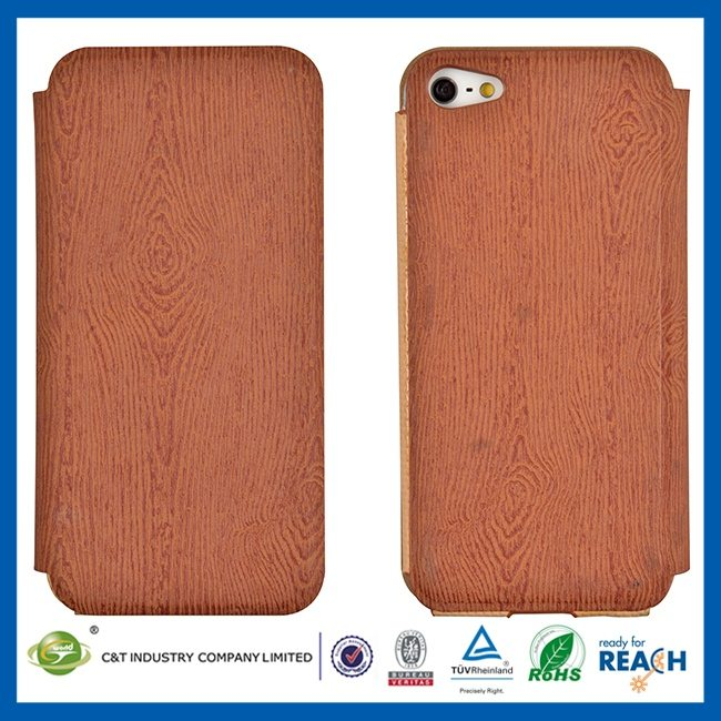 The latest unique Back covers pu leather cell phone cases for iphone5