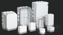 Plastic enclosure- custom plastic electronic enclosures IP55 UL TIBOX