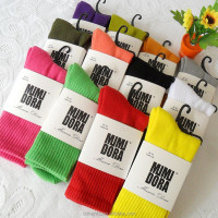 soccer sports socks manufacturer, basketball socks , 15 colors to choose