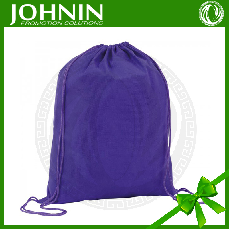 china wholesale hot selling promotional organic cotton string bag