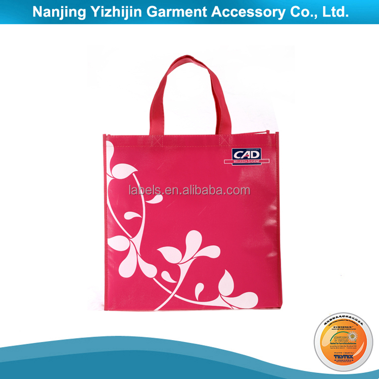 Non Woven Fabric Tote Reusable Produce Bag