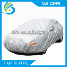 Sliver Coated Oxford Fabric Heat Insulation Water/Snow Protection Car Cover