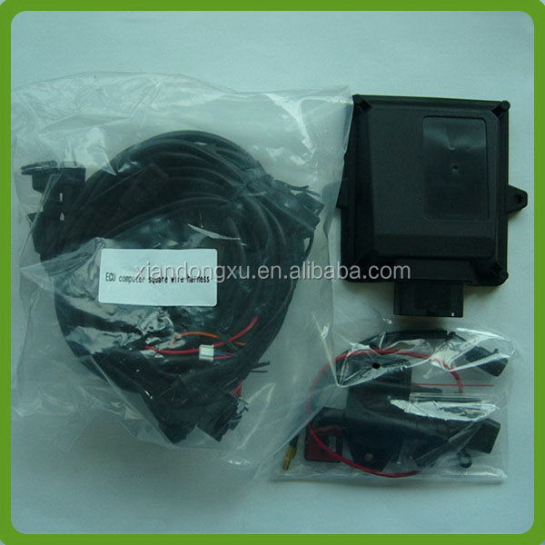 Best quality exported ecu lpg kit auto