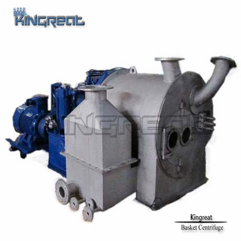 Continuous High-efficiency Centrifugal Dryer