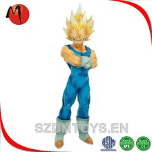 japanese dragonball z statue/movie action figure