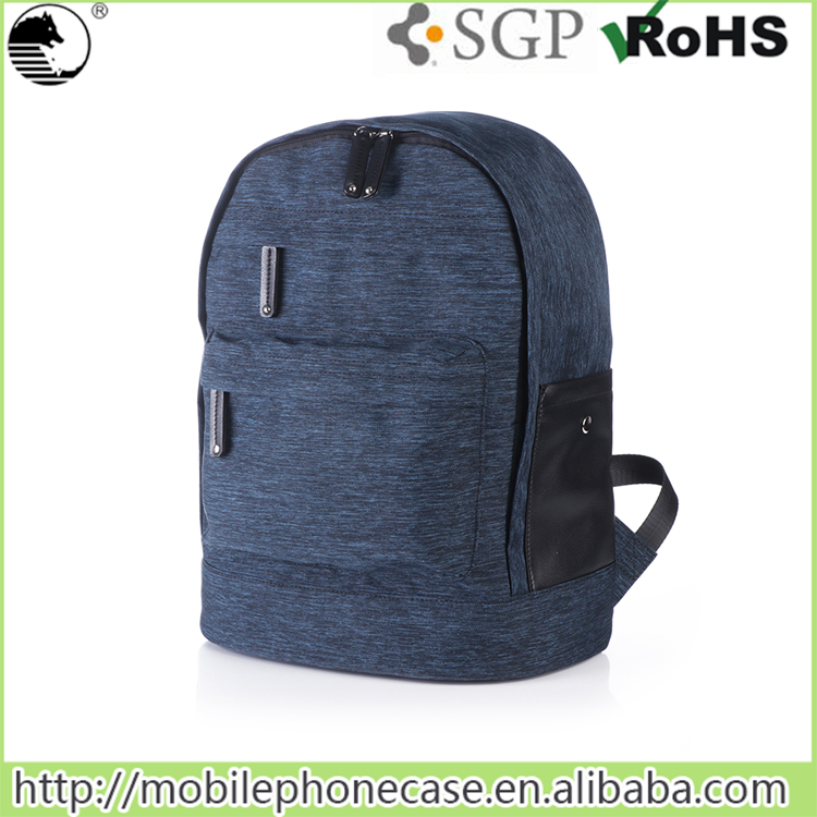 Multifunctional Nylon Material Backpack Casual Style Backpack