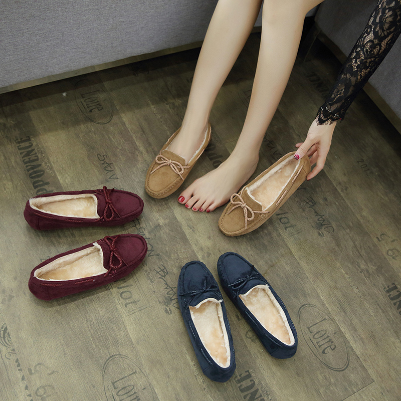 New product low price flat shoe for women