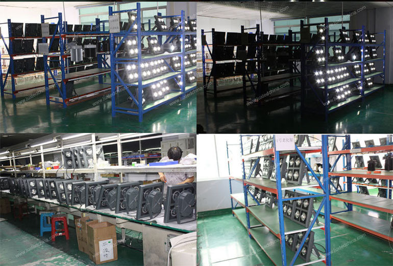 Golden supplier 5 years 30000 lumen ip66 300 watt led flood light outdoor