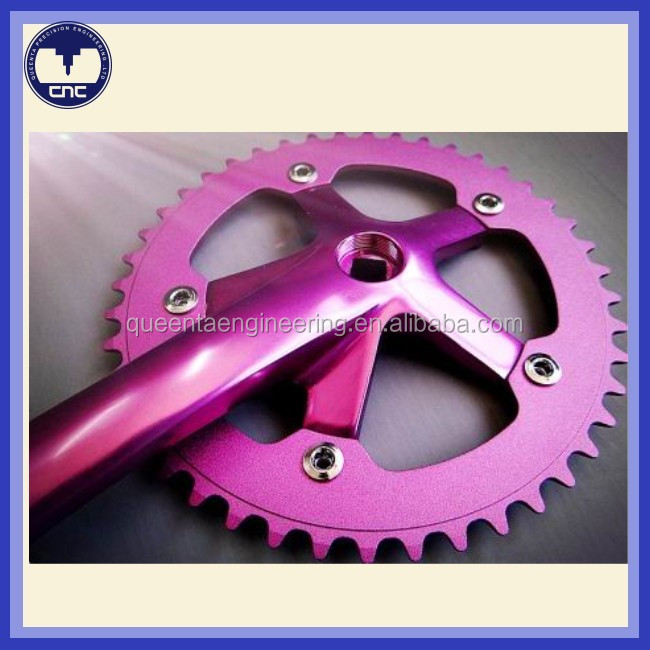 CNC bicycle aluminum wheel parts