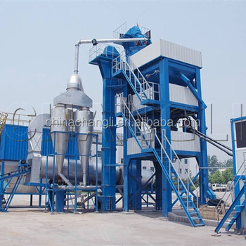40T/H Automatic YLB40 positive asphalt concrete batching machine,Mobile Asphalt Mixing Plant