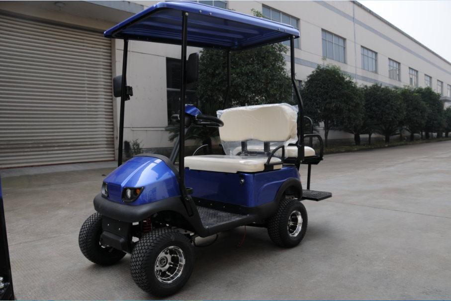 electric golf cart mini golf buggy 2 seat golf car