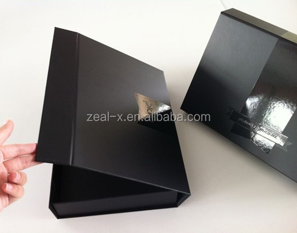 Waxed Decorative Custom Brand Name Printed Packaging Cardboard Boxes