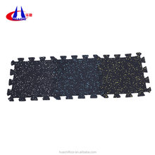 Eco-friendly material rubber parking mat,sidewalk rubber mat