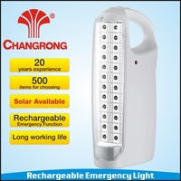 Changrong rechargeable led lantern