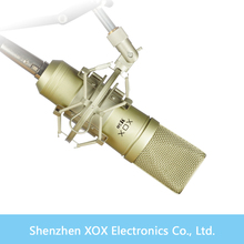 XOX Condenser Professional Studio Microphone for PC Karaoke