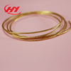 High Tenacity Golden String Metallic Packing Rope For Gift Decoration