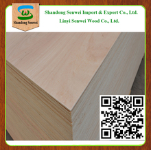 poplar combi core okoume plywood with great price
