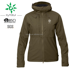 Winter light trekking jacket