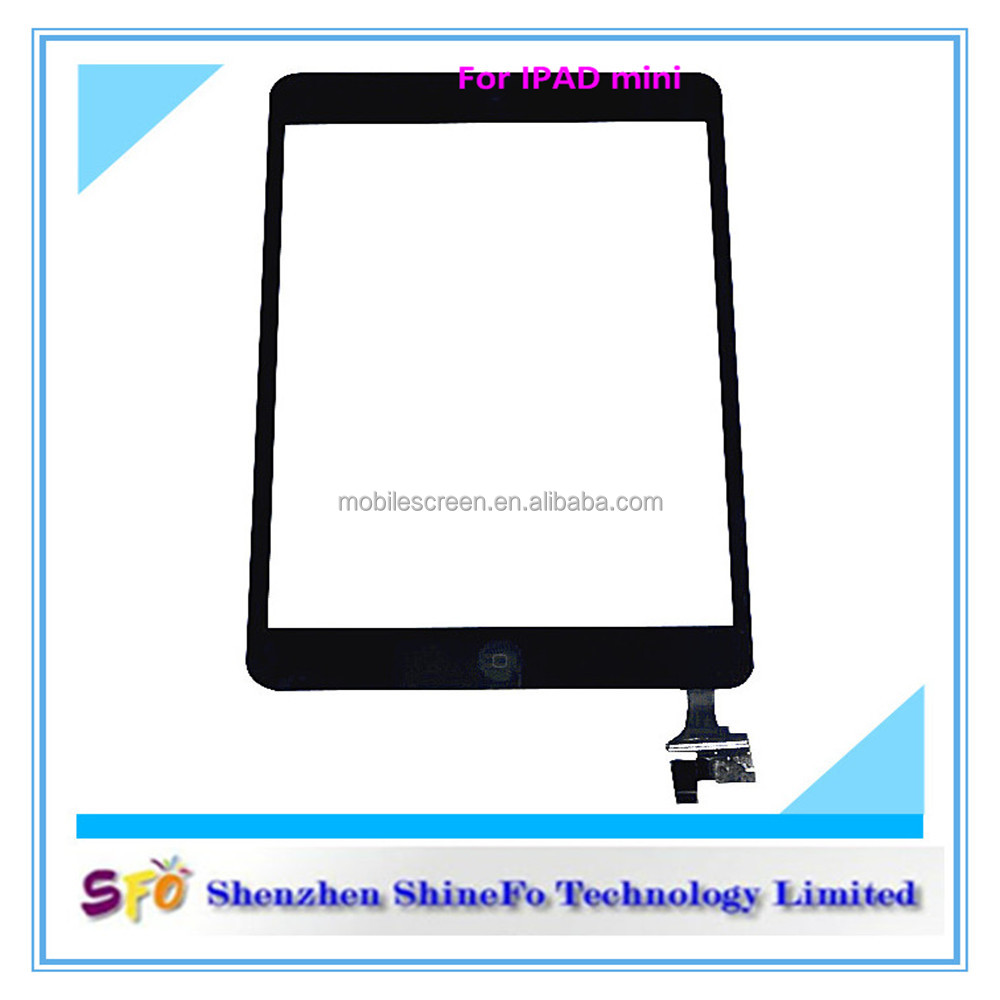 Replacement for ipad mini touch screen/digitizer white color