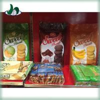 New product sweet crispy cookie chocolate wafer biscuit for wholesales